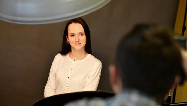 Марина Синявская. Фото из личного архива