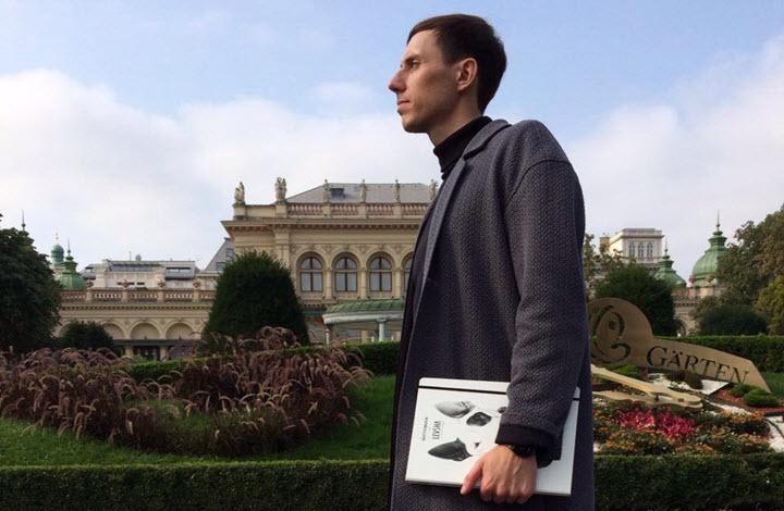 Алексей Лимонов. Фото из личного архива