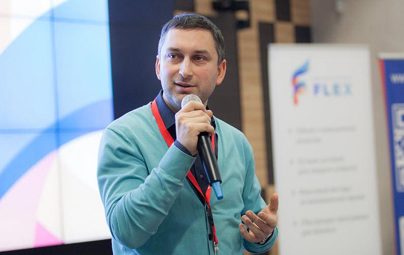 Дмитрий Черноморец. Фото Apply Logistic Group