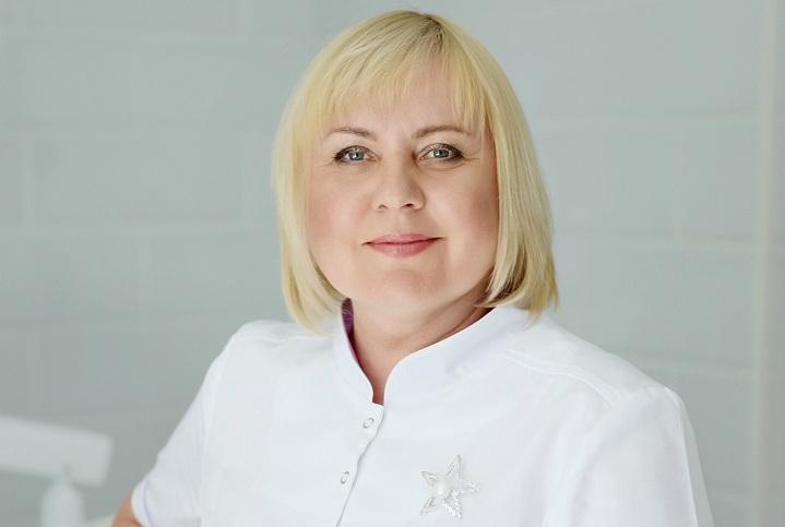 """Главврач """"Премиумдент"""" Наталья Юневич"""