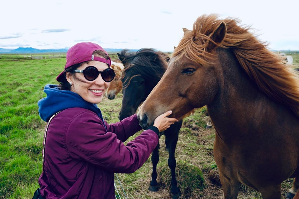 Снежана Суряева. Фото из личного архива