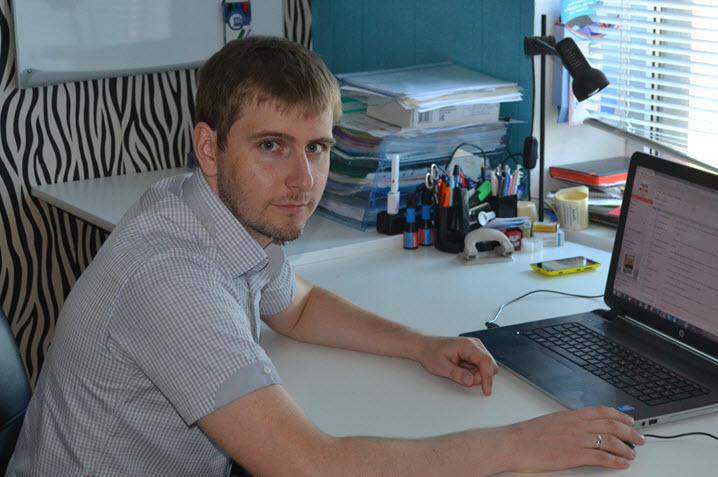 Александр Красицкий. Фото из архива компании