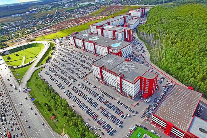 План кластера. Изображение с сайта nedvio.com