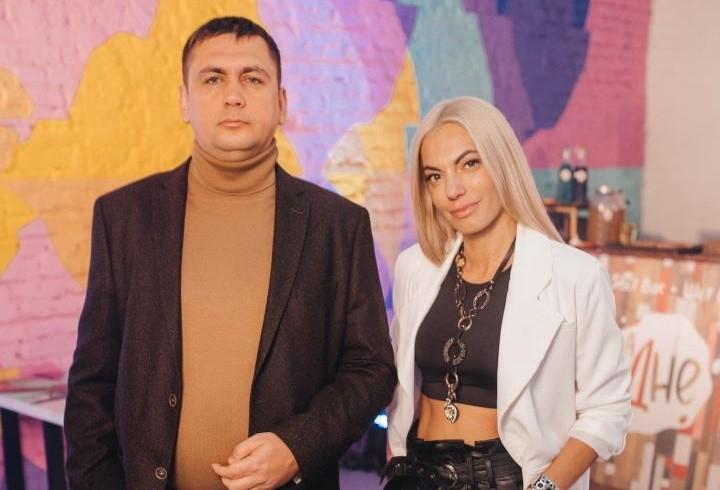 Андрей Журавкевич и Татьяна Шимко, фото из личного архива