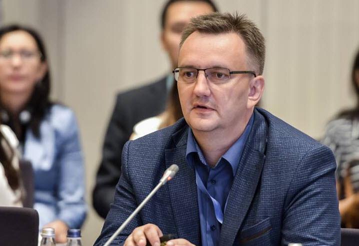 Павел Зыль. Заместитель начальника Главного управления платежной системы и цифровых технологий Нацбанка