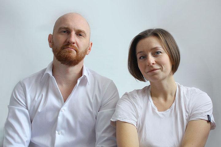 Егор и Наталья Сологубик. Фото из личного архива