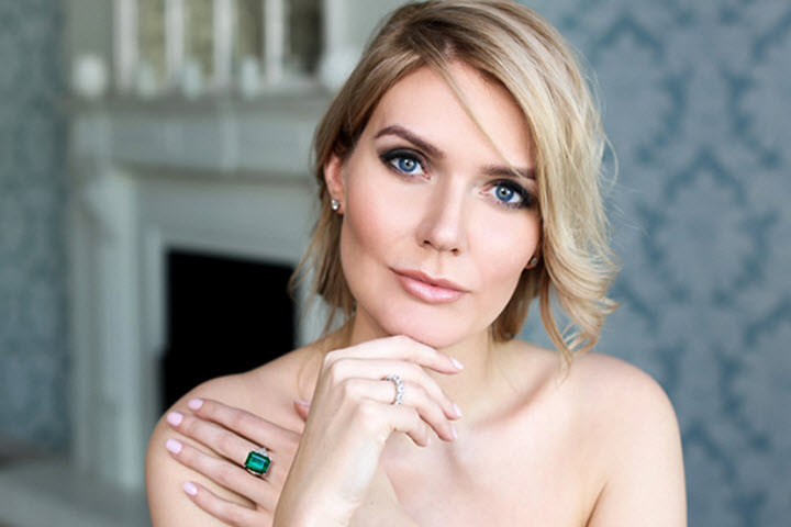 Дарья Петра. Фото с сайта wday.ru