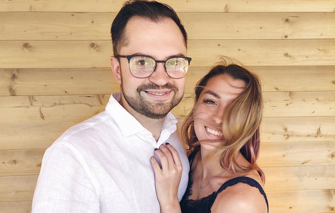 Станислав и Юлия Навацкие. Фото со страницы Станислава ВКонтакте