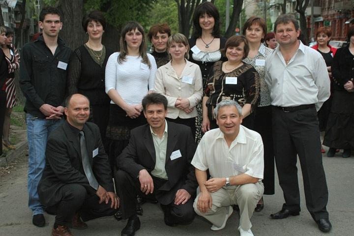 Часть команды компании. Фото: личный архив героини