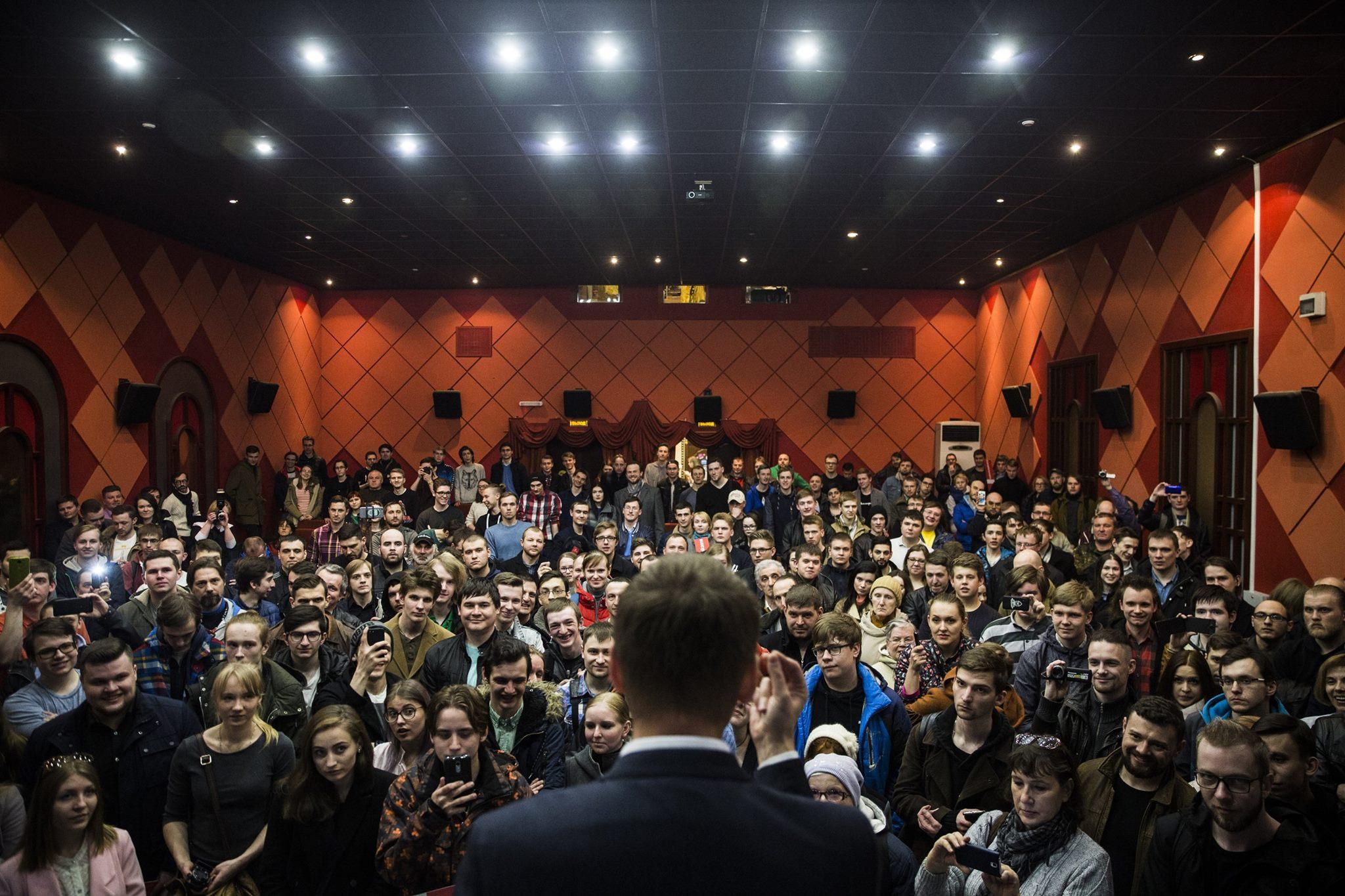 Фото со страницы Степана Данилова в Facebook