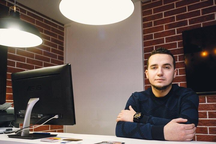 Александр Петров. Фото из личного архива