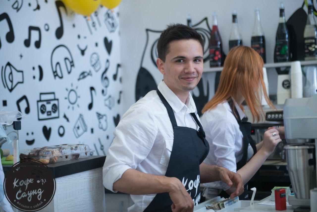 """Никита Чаков в 2015 году. Фото из сообщества """"Кофе Саунд"""" ВКонтакте"""