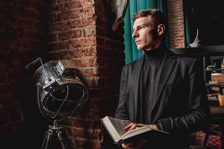 Сергей Семин. Фото из личного архива