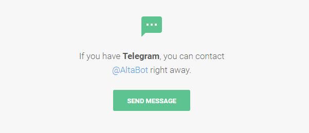 Скриншот со страницы Альта-финансовый помощник ВКонтакте