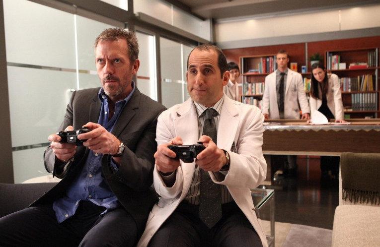 """Кадр із сериала """"Доктор Хаус"""""""