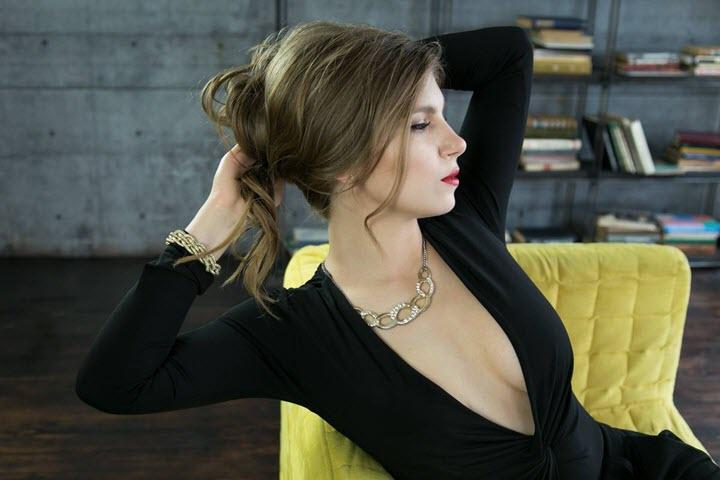Анна Прончакова. Фото из личного архива