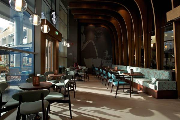 Starbucks в Дубае. Фото с сайта www.novate.rг
