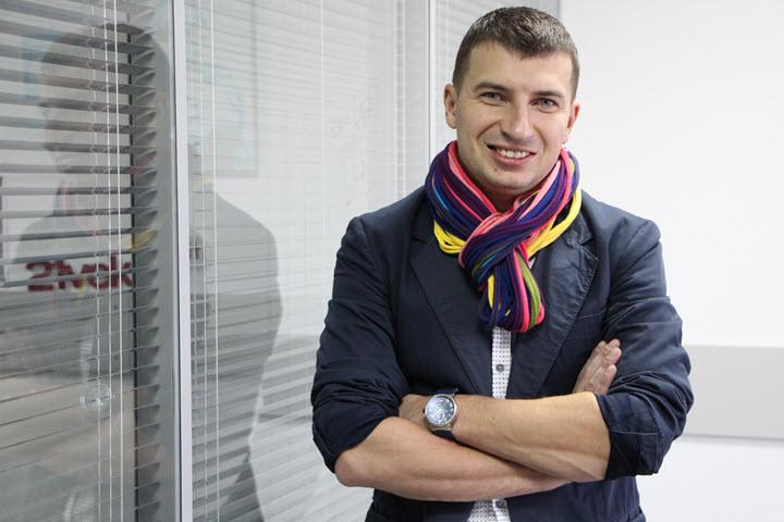 Сергей Вайнилович. Фото из личного архива.