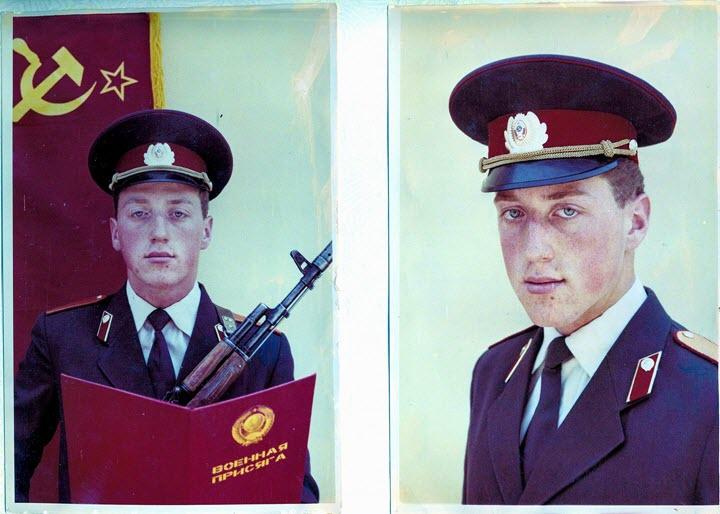 Фото из личного архива Михаила Андреева