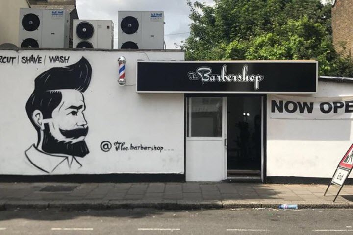 Барбершоп в Лондоне. Фото с сайта booksy.com