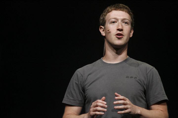 Стив Цукерберг. Фото с сайта gazeta.ru