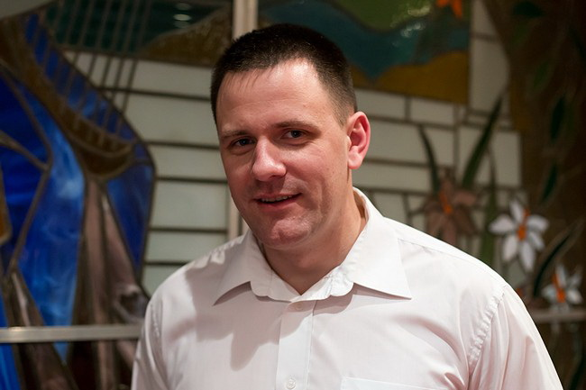 Дмитрий Гурский. Фото: Алексей Пискун, probusiness.by