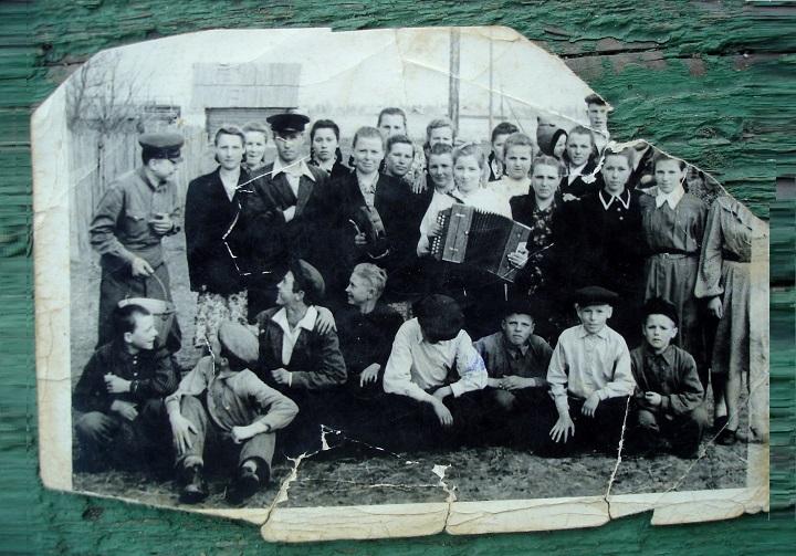 Экспедыцыйнае фота з сямейнага архіву. Бялыніцкі раён. Аўтар Аляксандра Бойка-Падкапаева