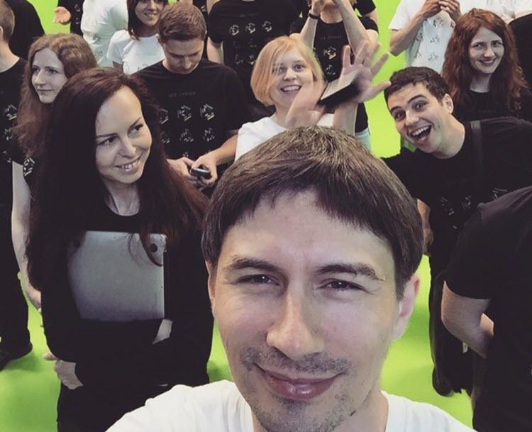 Фото со страницы Михаила Дубакова на Facebook