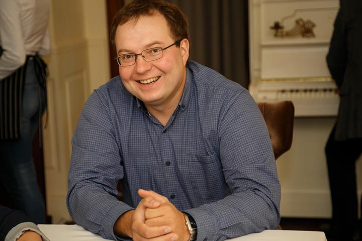 Сергей Повалишев. Фото предоставлено компанией hoster.by