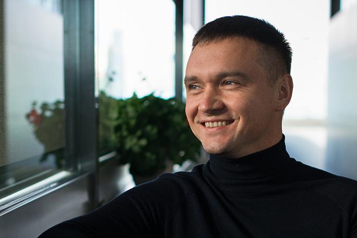 Павел Сомов. Фото из личного архива