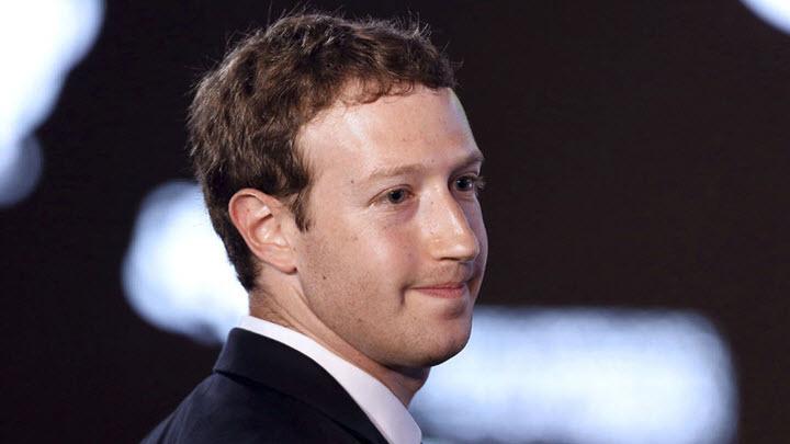 Основатель Facebook Марк Цукерберг. Фото: prometei.org