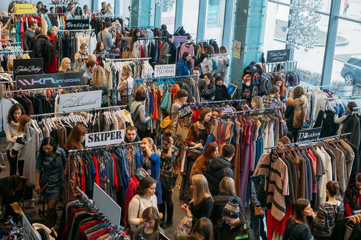 Большой Модный маркет в Минске. Фото с сайта