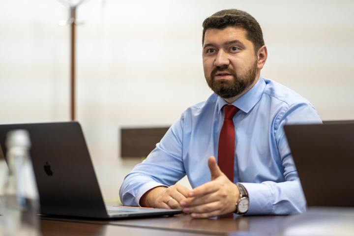 Алексей Мацукин. Фото: Дарья Грищенкова