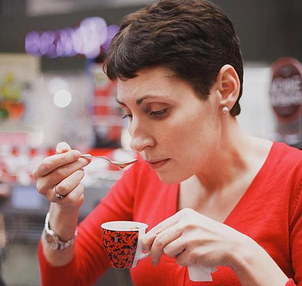 Марина Воскресенская. Фото из личного архива