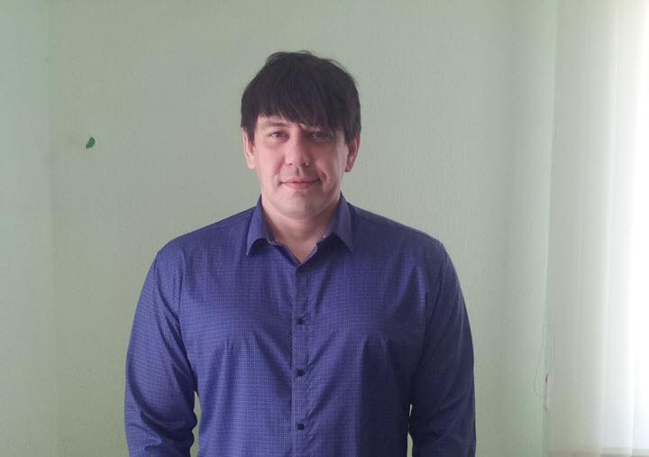 Максим Губарев. Фото из личного архива
