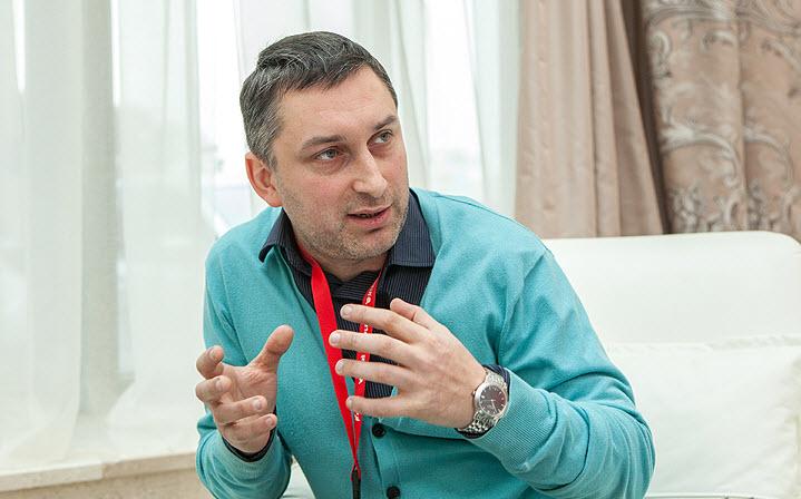 Дмитрий Черноморец. Фото с сайта bel.biz