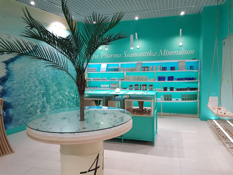 Магазин Ольги Гриневой. Фото со страницы Ольги в Facebook