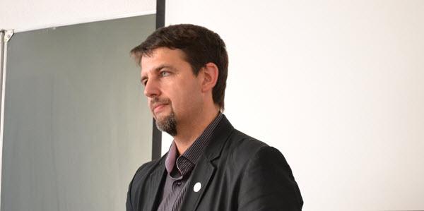 Виталий Никуленко. Фото с сайта belarus.startupweekend.by