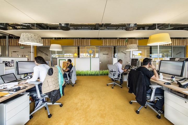 Один из офисов Google. Фото с сайта redroid.ru