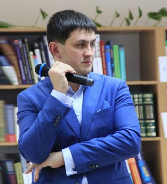 Владимира Попова, блокчейн-энтузиаста из иркутского представительства Blockchain Association