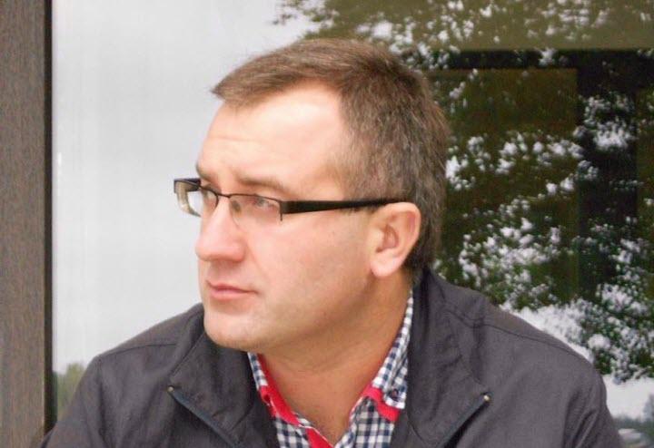 Андрей Янушкевич. Фото из личного архива