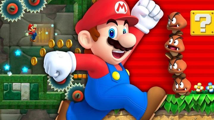 Кадр из игры Super Mario Run. Иллюстрация с сайта vladtime.ru