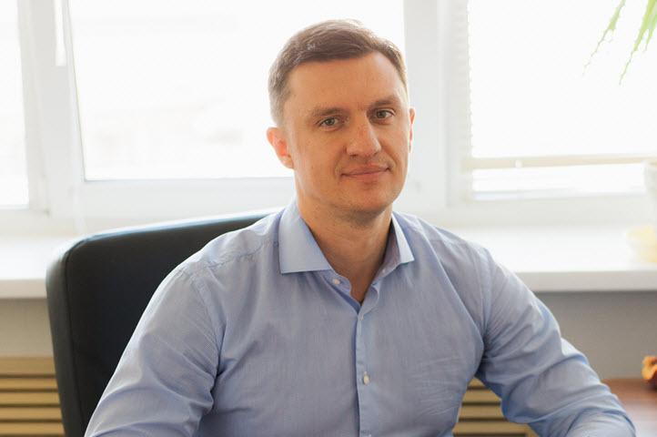 Юрий Черников. Фото из архива компании