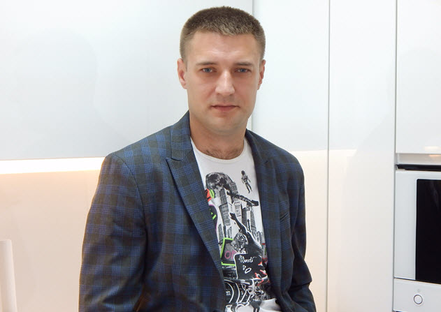 Денис Алехно. Фото из личного архива