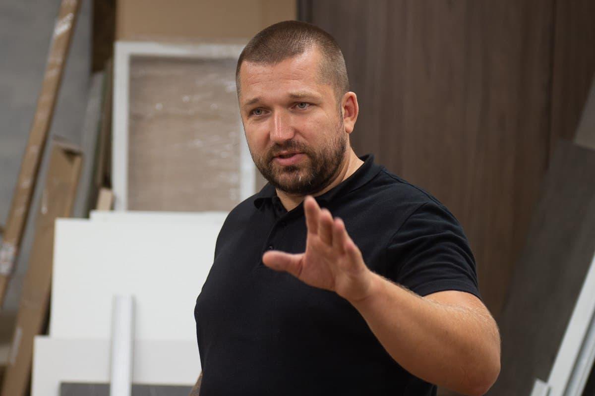 Александр Кругляков. Фото предоставлено hoster.by