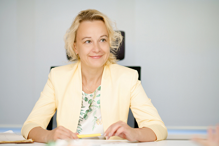 Ekaterina Zastolskaya.  Photo: probusiness.io