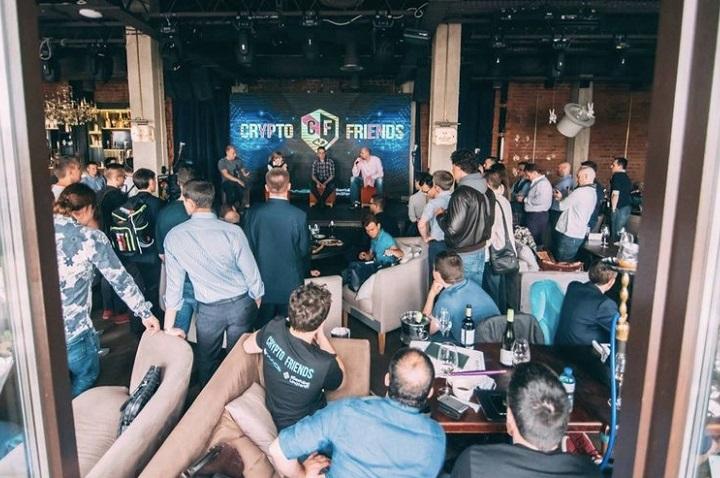 Создатели фестиваля — Crypto Friends и Waves Platform собрали мировых блокчейн-экспертов.Фото с сайта www.fiesta.city