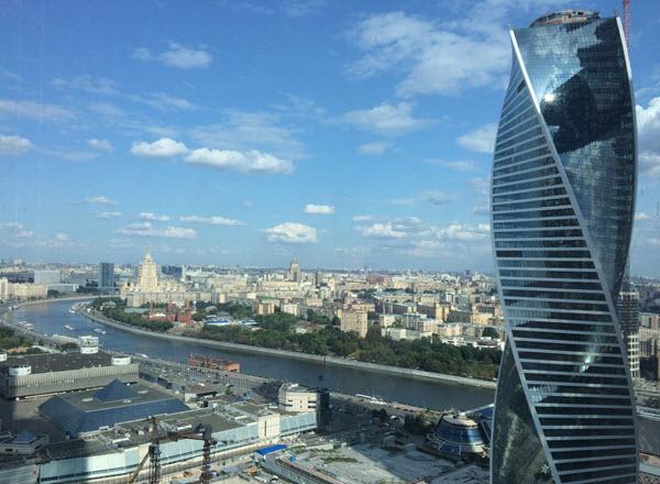 Москва, «Москва-Cити». Фото: tarpsvao.ru