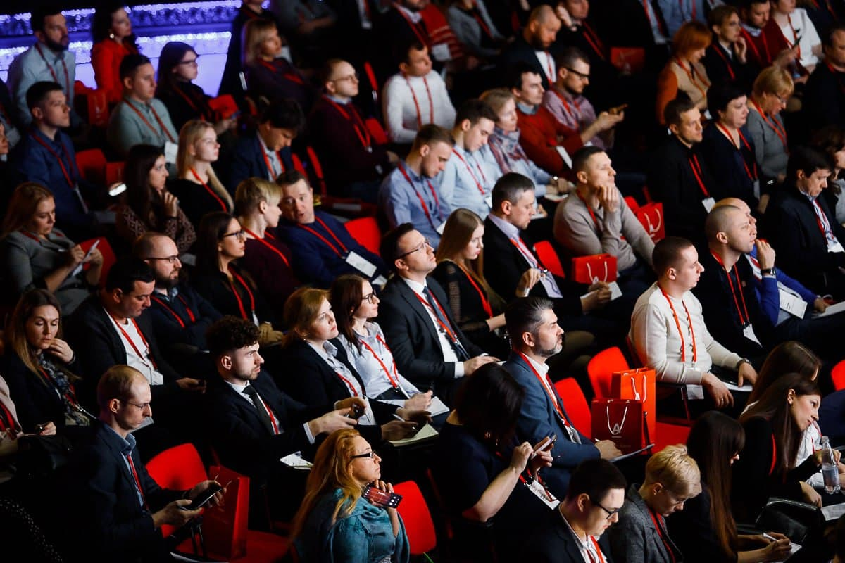 ФОТО: Конференция «Бери и делай! Как привлекать, удерживать и развивать клиентов в новой реальности»