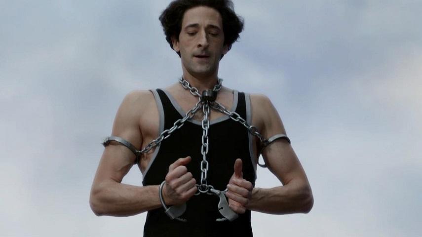 Кадр из фильма «Гудини»